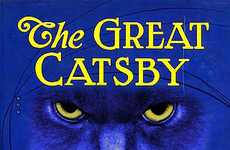 Clever Catty Classics - The Comediva 'Kitty Lit 101' Puts Pussycat Protagonists on Iconic Novels