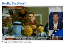 Silly News Station Spoofs - The 'Really Fox News?' Tumblr Exposes the Station's Outrageous Moments
