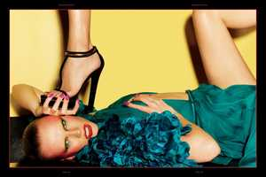 The Anne Vyalitsyna by Giampaolo Sgura for Antidote #2 Shoot is Fierce