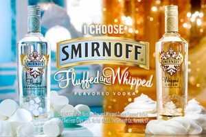 Smirnoff Fluffed Marshmallow Vodka Brings Flavored Dessert to Booze