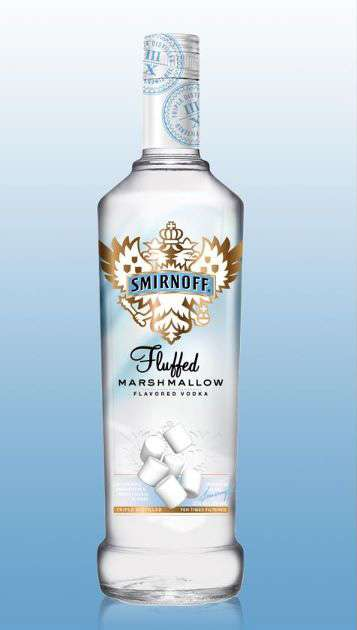 Smirnoff Fluffed Marshmallow Vodka
