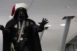 The Darth Vader Conducted Christmas Choir Brings Galactic Good Cheer