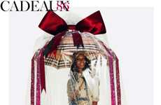 Gift-Wrapped Supermodels