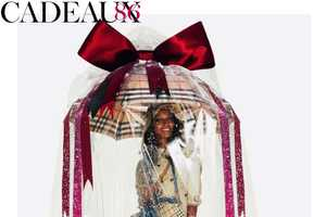 The Vogue Paris Festive Gift Guide Features Two Top Models