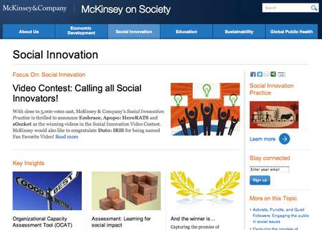McKinsey's What Matters