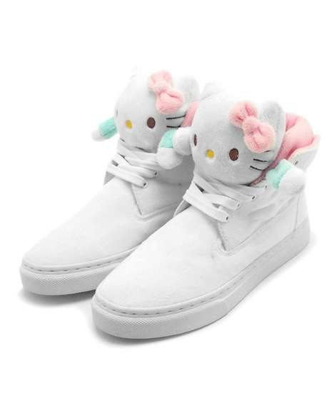 hello kitty x ubiq mascot fatima