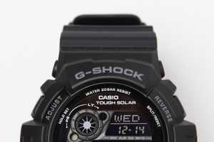 The Casio G-Shock Digital GR-8900A-7ER Watch Uses Reusable Energy