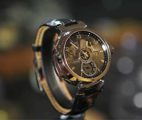 Louis Vuitton Tambour Minute Repeater