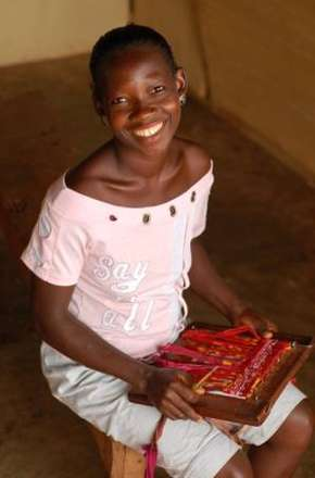 Vibrant Fair Trade Products - Global Mamas Helps Ghana-Based Artisan Reach New Markets