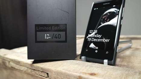 Nokia Lumia 800 Dark Knight Rises Edition