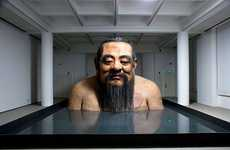 Wise Giant-Sized Sculptures