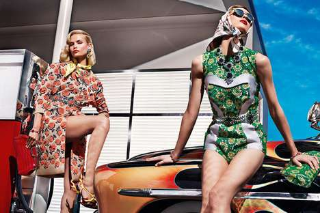 Prada Spring 2012 Campaign