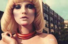 Bizarre Beauty Photography