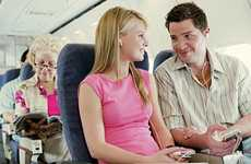 Social Media Seat Mate Services - The KLM Royal Dutch Airlines Lets You Choose Your Flight Partner
