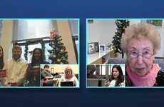 Free Holiday Video Greetings - Skype Airport Service Helps Loved Ones Get in Touch