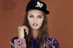 The Elle US January 2012 Editorial is Youthful and Fun