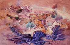 Acrobatic Carnival Art