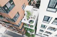 Urban Garden Abodes