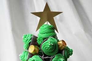 The Cupcake Christmas Tree is One Delicious Show-Stopper