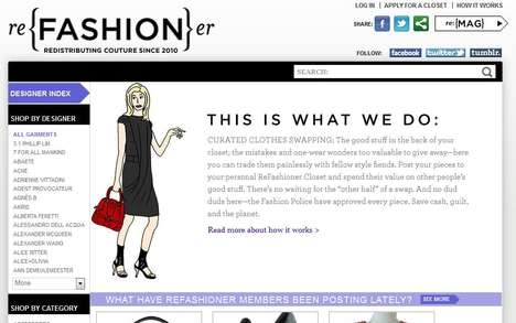 Couture Consignment eBoutiques - Resell Your Luxury Fashion Pieces on reFashioner