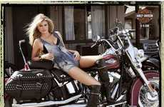 32 Hot Harley Davidson Designs