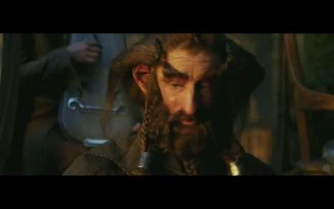 The Hobbit An Unexpected Journey Trailer