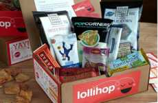 Health Food Subscriptions - Get Lollihop Snack Boxes Delivered Right to Your Door