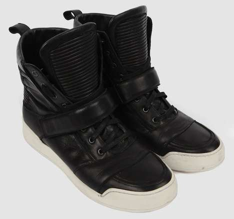 balmain spring summer 2012 high top sneakers