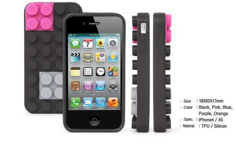 Block iPhone Case