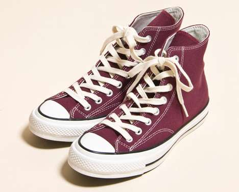 Comfy Hipster High-Tops - The Converse Addict All-Star Hi Kicks Feel Like You