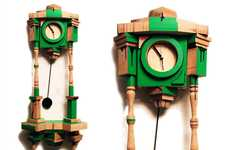 Kooky Craftwork Clocks