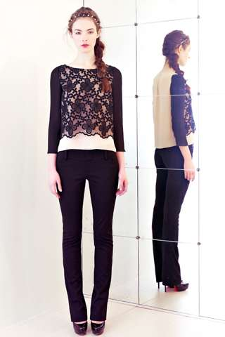 Erin Fetherston Pre-Fall 2012