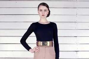The Giulietta Pre-Fall 2012 Collection is Structured and Chic