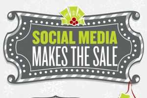 The 'Social Media Makes The Sale' Infographic Gets Serious