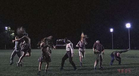 Interactive Dance Parties - Arcade Fire's 'Sprawl II (Mountains Beyond Mountains)' Video is a Riot