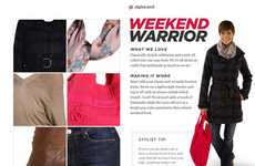 Retailer Magazine Apps - Zappos ZN Combines Editorial Content and Online Shopping