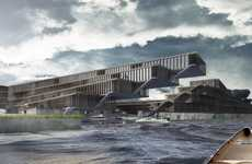 Lilly Pad Architecture - OOAD and OOIIO Architectural Firms Have Created a Floating Community