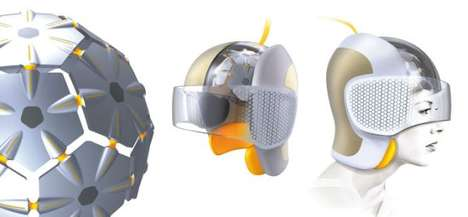 Magnetic Resonance Helmet