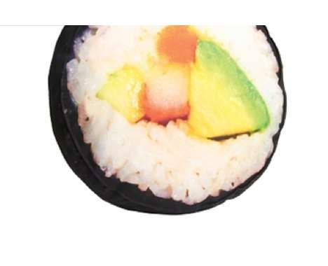 sush-inspired novelties