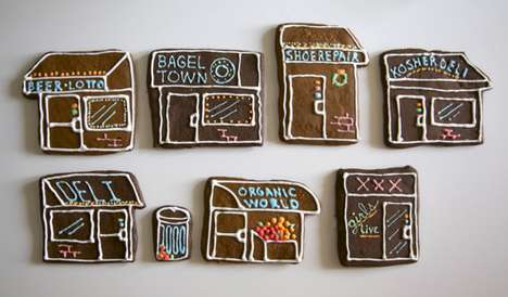 Gingerbread Bodegas