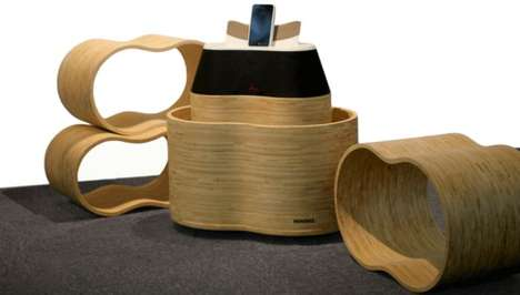 Peanut musical furniture