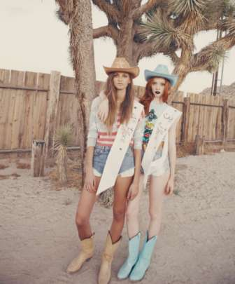 Wildfox Spring Summer 2012