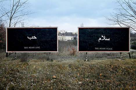 Emotional Inclusive Billboards - Peter Fuss Wants to Change World