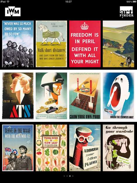 Imperial War Museum Great British Posters