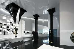 Capsula Store by GoSKE PROJECT Looks More Like an Art Exhibit