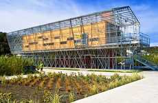 Sustainable Container Eateries