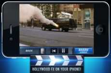 Special Effect Smartphone Apps - The Action Movie FX App Turns Boring Videos to Michael Bay Movies