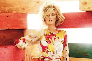 The Max Mara Studio Spring/Summer 2012 Ad Campaign Showcases Crazy Coifs