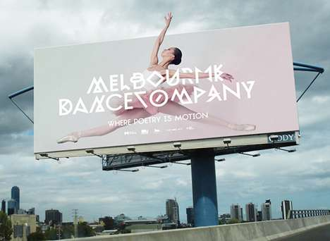 Melbourne Dance Company Ads