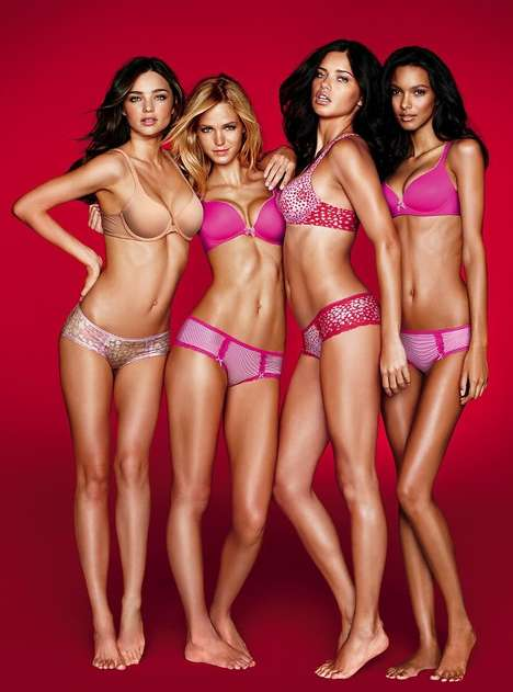Victoria s Secret Valentine s Day 2012